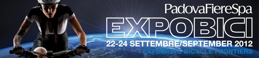 Expobici 2012 – Padova 22/24 settembre; 21 settembre demo day!!