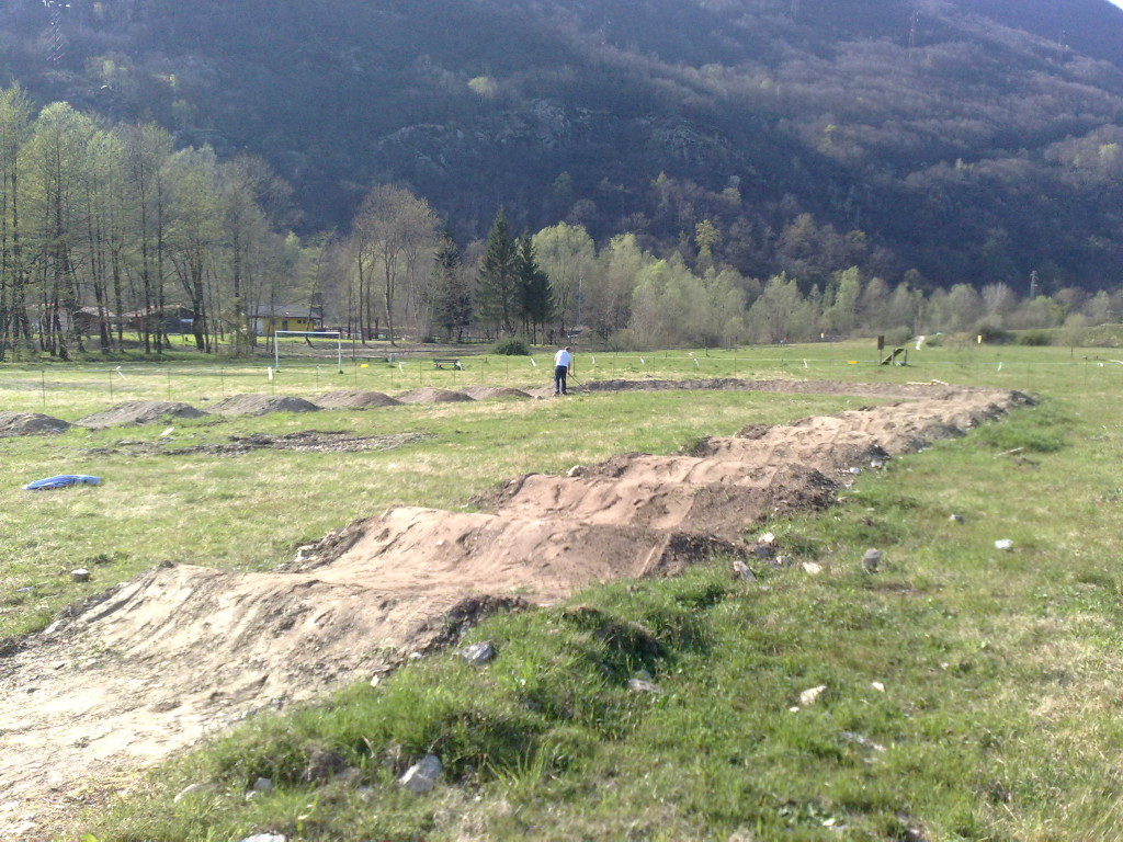 Novita'!!!!! Pump Track a Gravellona Toce (VB)