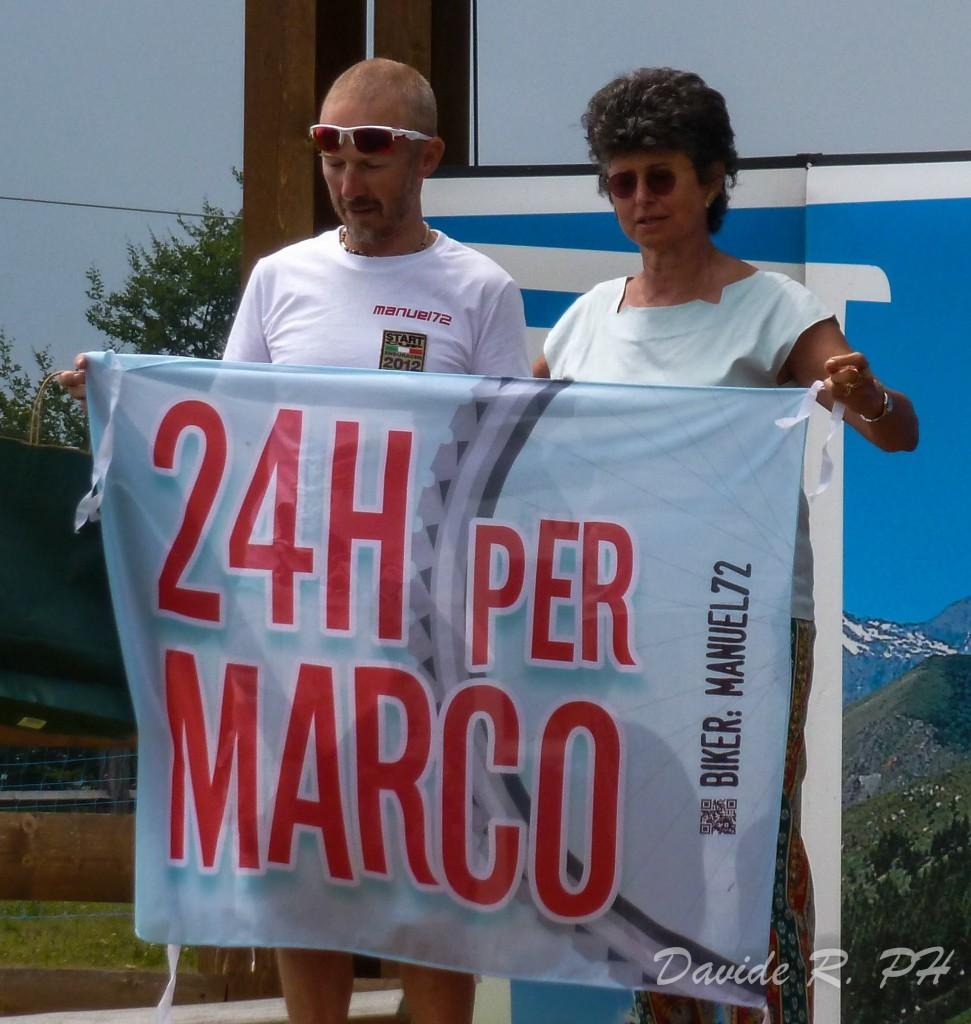 24h Oasi Zegna, 24h per Marco