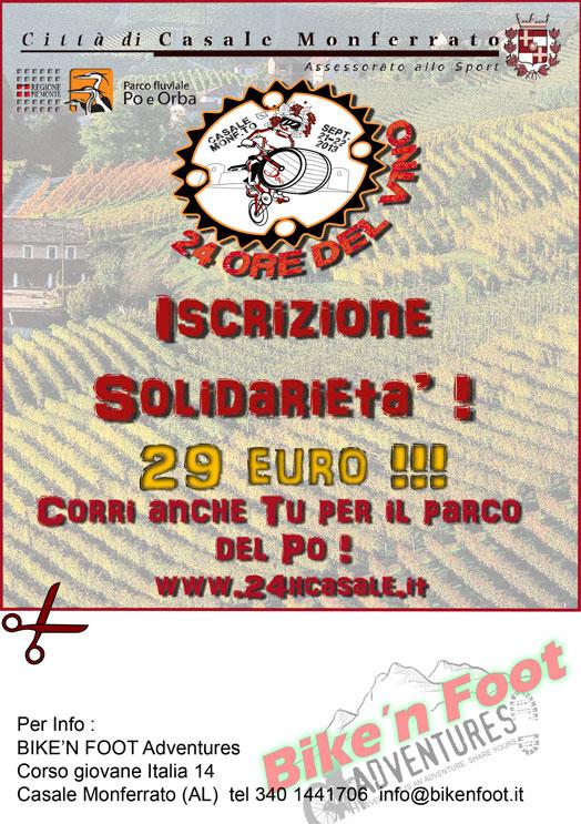 24h del vino a 29,00 euro!