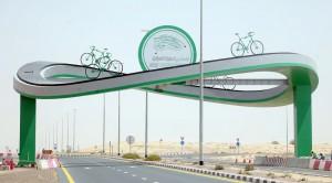 A Dubai in bicicletta