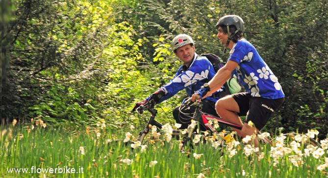 [intervista] Piero Ruffino e Cristian Peterlin – Flower Bike MTB School