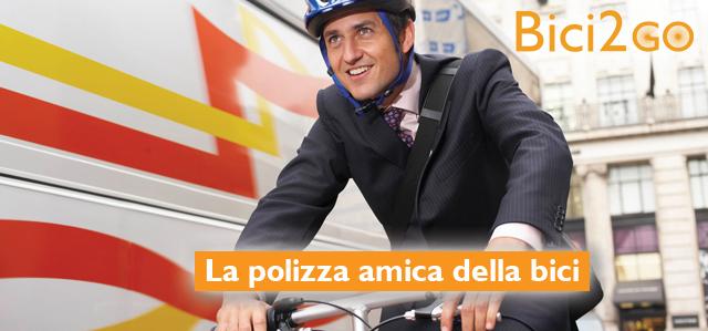 Da Sara, l'assicurazione per la tua bici!