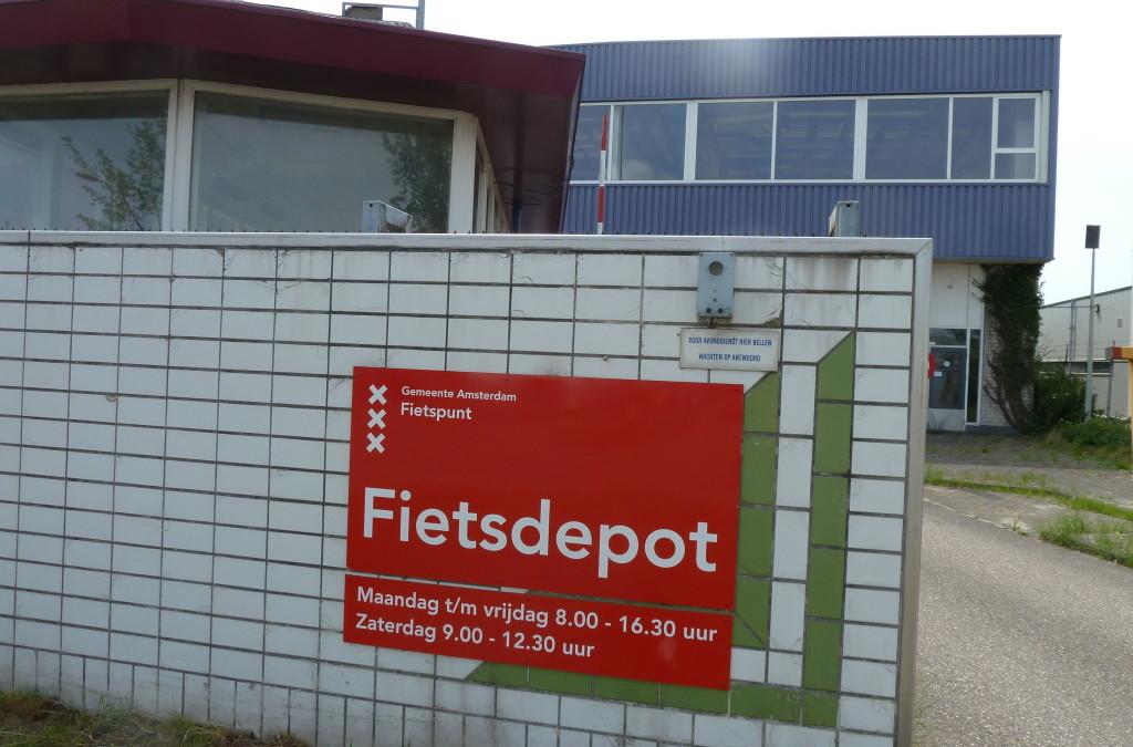 Fietsdepot: Il più grande deposito di biciclette?
