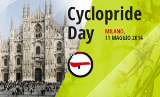 Cyclopride 2014: 11 maggio!