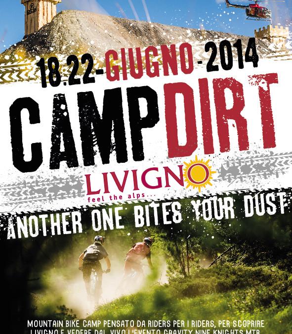 DIRT CAMP Livigno