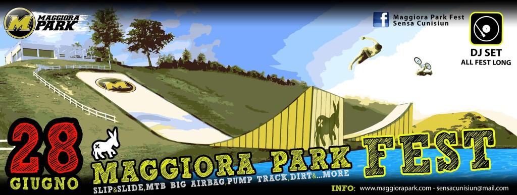 Maggiora Park Fest (28 giugno 2014)
