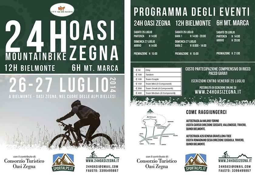 24H Oasi Zegna (26-27 luglio)