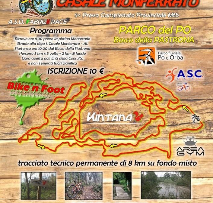 Rally del Po a Casale Monferrato (AL)