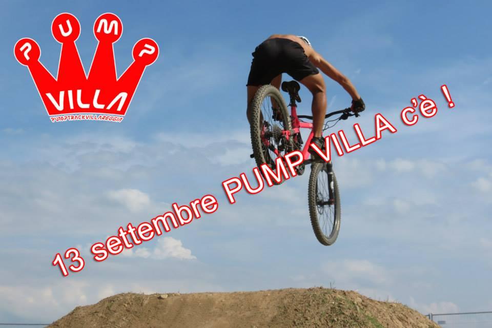 Inaugurazione PumpTrack Villareggia!!!