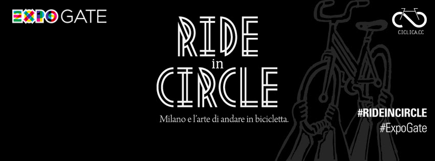 MILANO: Ride in circle!