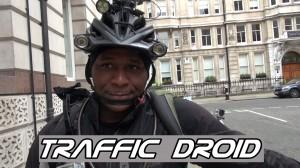 Traffico Droid: un ciclista che lotta per la giustizia sulle strade!