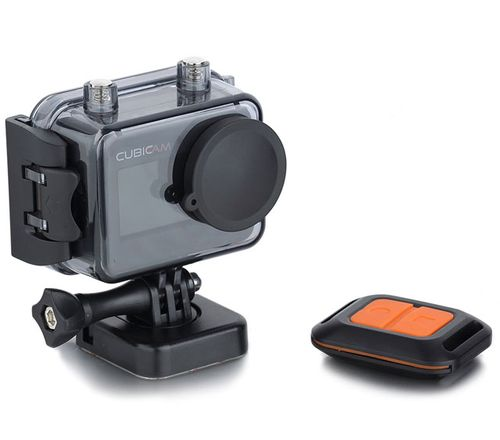 [TEST] Action Cam CUBICAM