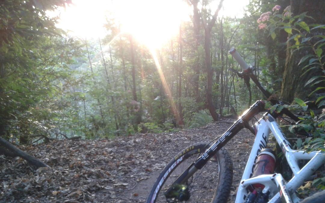 Un trail per colazione