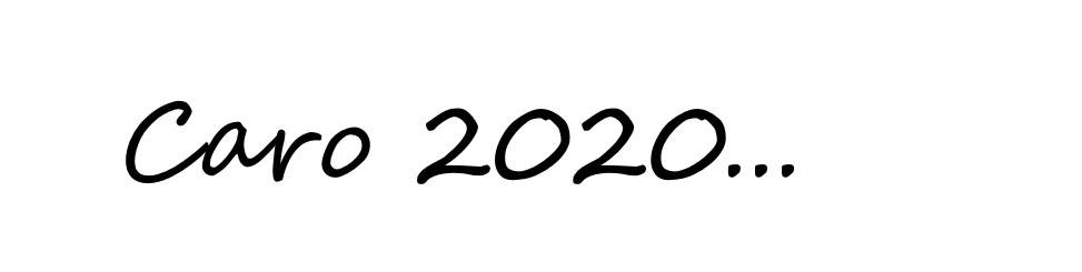 Caro 2020