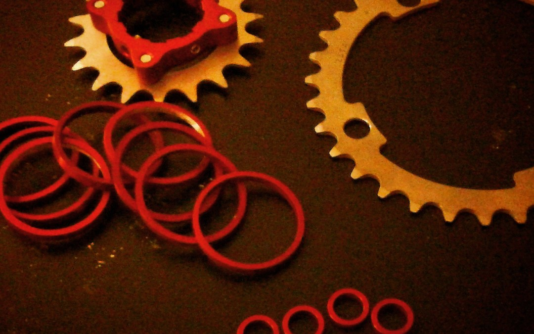 ZETA.COMPONENTI: kit conversione singlespeed