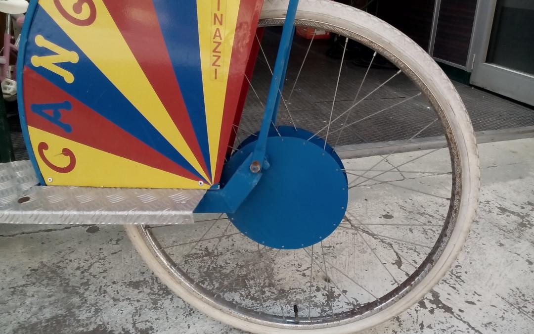 Un' amico Ciclista…. il suo negozio… la sua officina… e qualche ricordo.