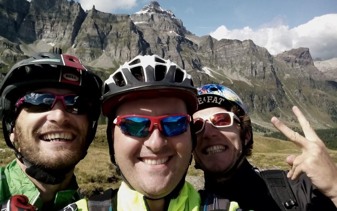 Gita al Monte Cazzola