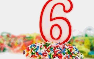 6 come 6: Buon Compleanno Cinghiali!
